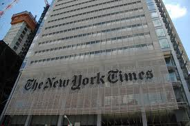 IL NEW YORK TIMES E NOI