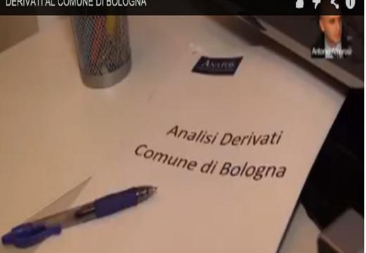 Derivati, il Comune di Bologna nega. Ma noi abbiamo i documenti