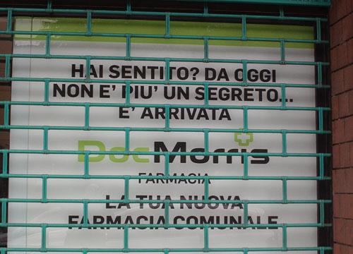 Bologna, Farmacie Comunali. 60 posti a rischio al magazzino