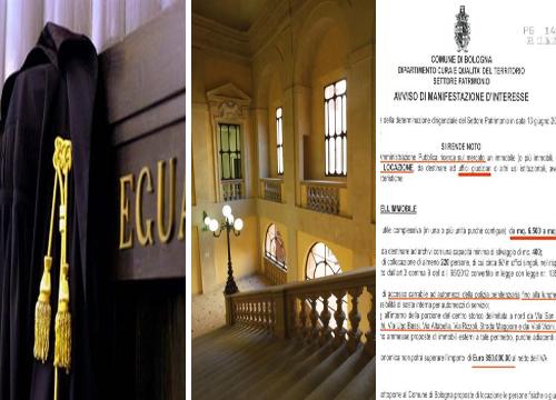 Bologna, Palazzo di Giustizia. Nuove ombre sul trasferimento