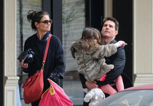 Asili reggiani al top negli Usa. Tom Cruise iscrive la figlia Suri