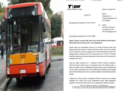 Autobus Tper e buchi di bilancio. Sciopero degli autisti esasperati