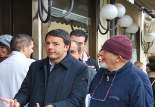 Abbiamo pagato anche i contributi ai politici tra cui Renzi