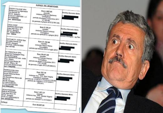 Il segreto dei doppi stipendi a chi è eletto negli enti locali – Ecco come fanno grazie alla Legge D'Alema – Leggi i pagamenti