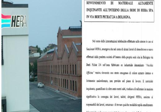 I veleni di Bologna – 1500 tonnellate di rifiuti tossici al centro della città