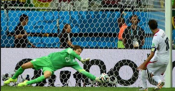 Mondiale 2014. Perché l'Olanda cambia portiere e vince