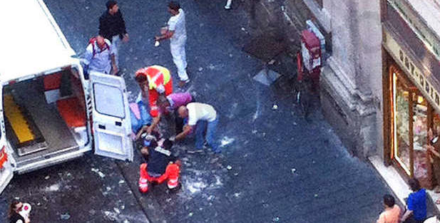 La verità sul crollo di Napoli. Decenni di colpevole incuria