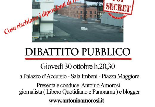Dibattito – Quei rifiuti tossici al centro di Bologna