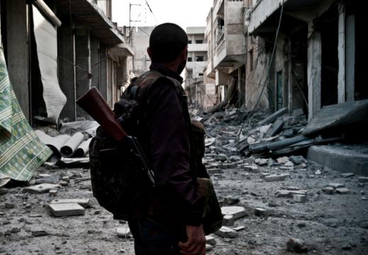 L'italiano che combatte l'Isis in prima linea coi curdi