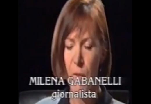 Gli scheletri nell'armadio di Milena Gabanelli – Guarda il video – Anche su Libero