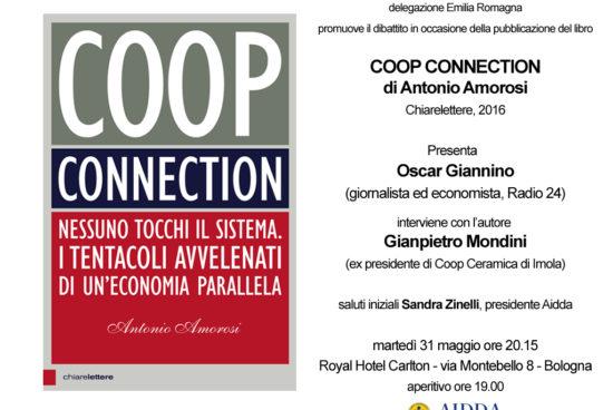 Coop Connection con Oscar Giannino a Bologna il 31 maggio