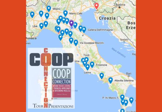 Tour Coop Connection, il libro presentato nella tua città