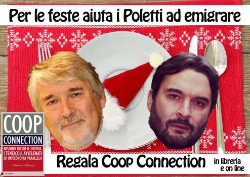 Auguri di Buon Natale e buone feste… aiuta i Poletti