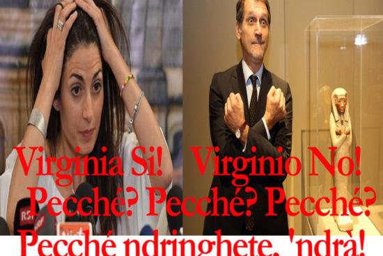 Virginia Si! Virginio No! Il sindaco di Bologna commette un reato penale ma procura e giornali zitti