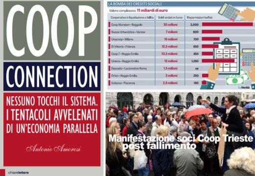 Il più grande segreto della sinistra italiana – Ecco come e perché le coop falliscono