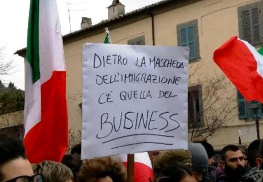 Business immigrazione Calabria: La corruzione arriva in prefettura