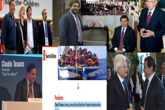 Save the children, tutti i conflitti di interesse nel business immigrati con i soldi degli Italiani