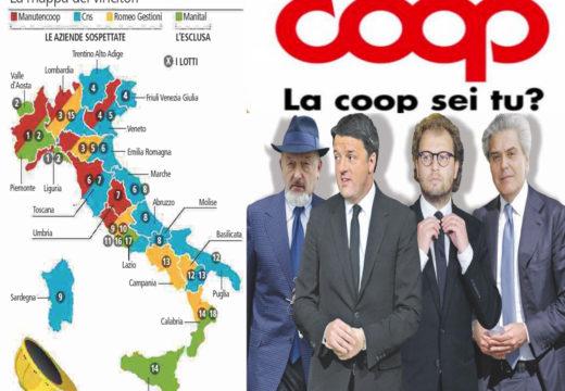 Cantone ci dà ragione sul cartello che si spartiva l'appalto più grande d'Europa ma è pronto il trucco per salvare le coop