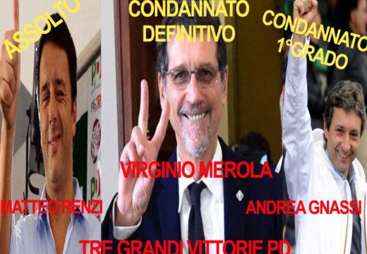 Sindaco di Bologna Merola condannato in via definitiva, ma anche Renzi e Gnassi…