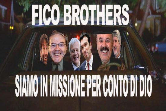 I carabinieri fanno un sequestro di rifiuti da Fico