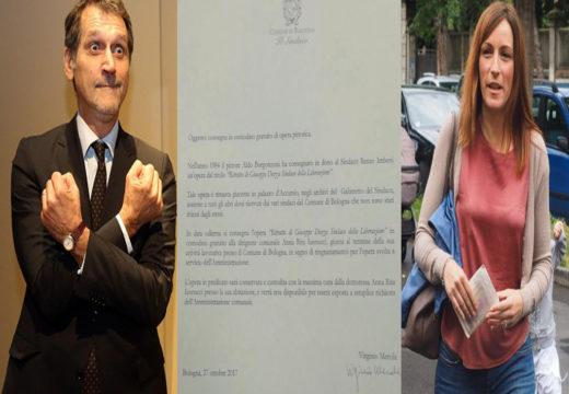La «vendetta» del sindaco Merola. Quadro del Comune regalato alla dirigente condannata e il quadro è opera di…