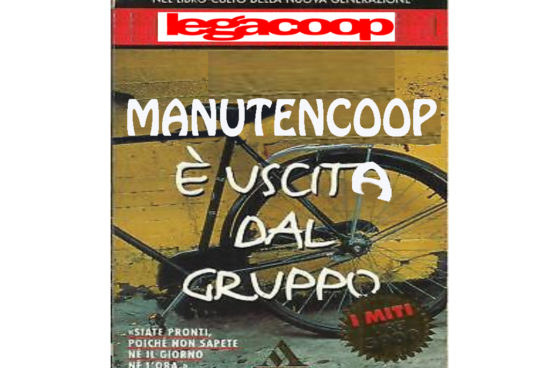 Manutencoop è uscita dal gruppo Legacoop