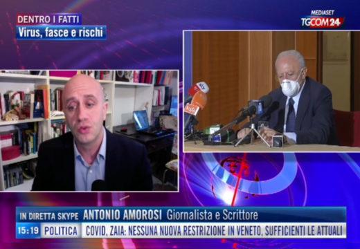 Il pasticcio dell'Italia divisa in zone Covid – Video